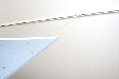 Triaflexshop Produkt Buzzifalls Akustik Raumteiler Filz Plain